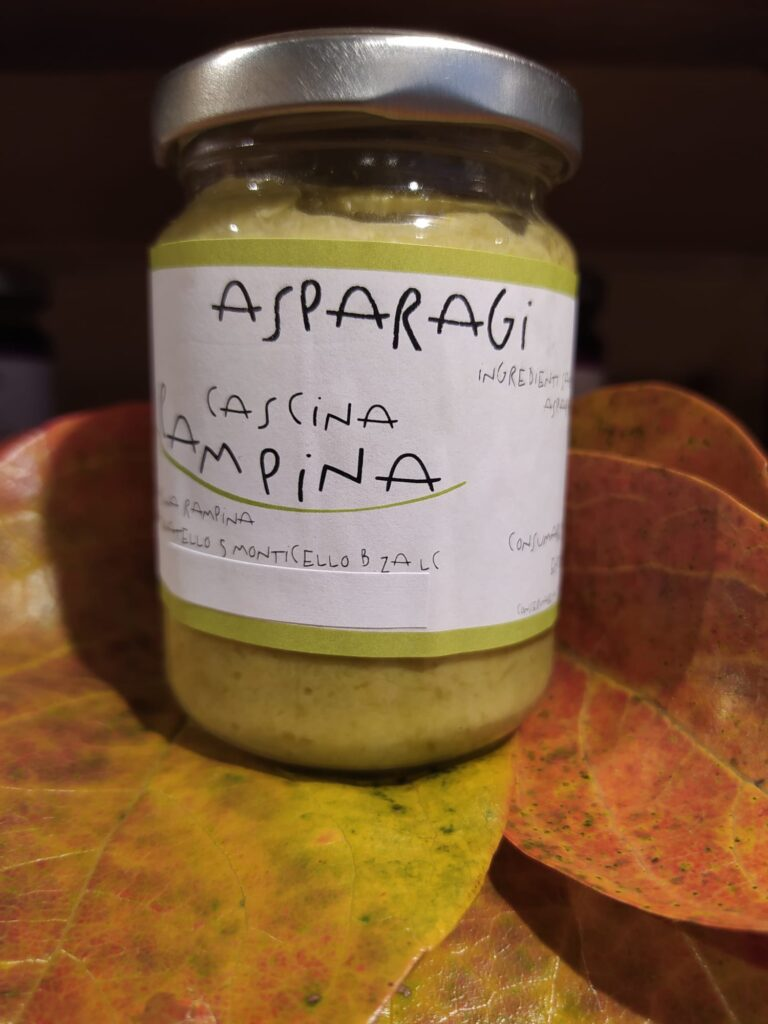 Salsina di asparagi