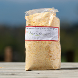 Farina di Mais integrale macinata a pietra - 0,5 kg