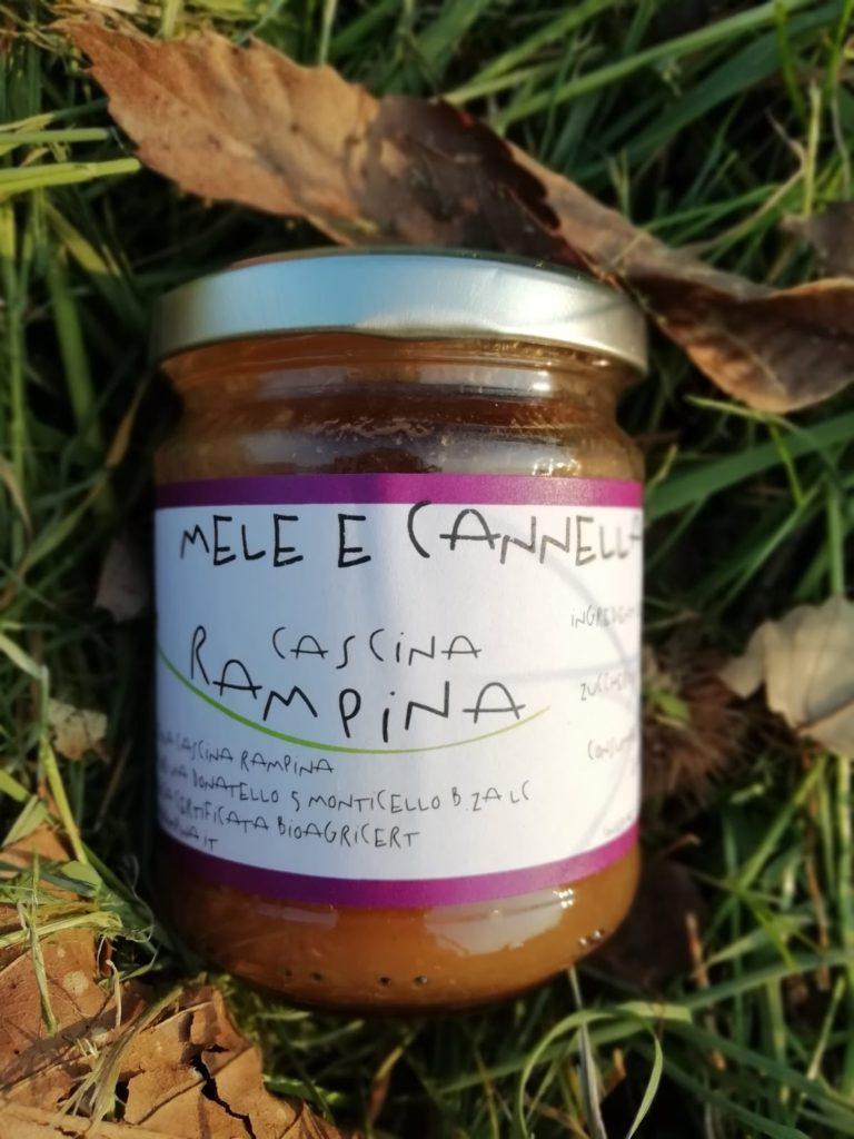 Confettura di mele e cannella - 150 g